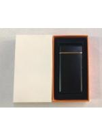 Зажигалка Электроимпульсная USB в подарочной коробке черная