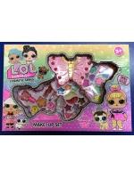 Детский набор косметики Lol cosmetic series Бабочка