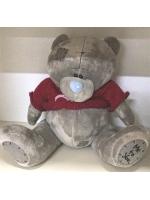 Игрушка мягкая Медвежонок Тэдди в ассортименте 30 см
