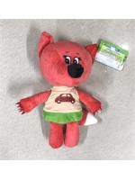 Игрушка мягкая Лисичка из мультфильма Ми-ми-Мишки