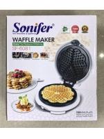 Вафельница бенгальские вафли электрическая Sonifer SF-6081