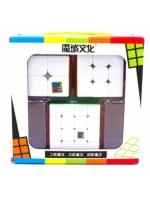 Набор скоростных кубиков MoYu Cubing Classroom mini